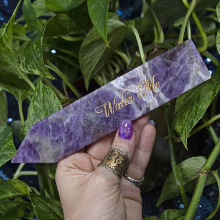 Badass Goddess Plant Sticks