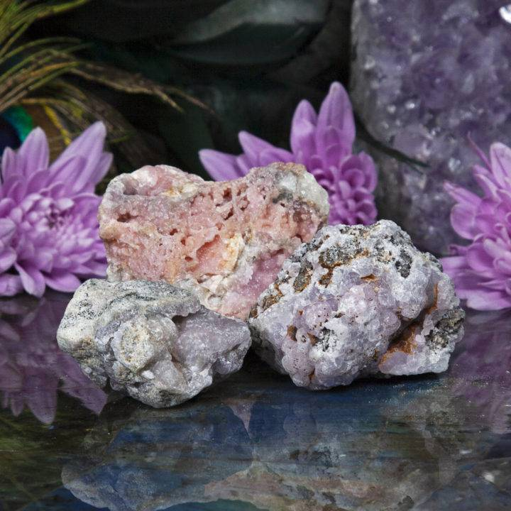 Detox and Transmute Natural Smithsonite