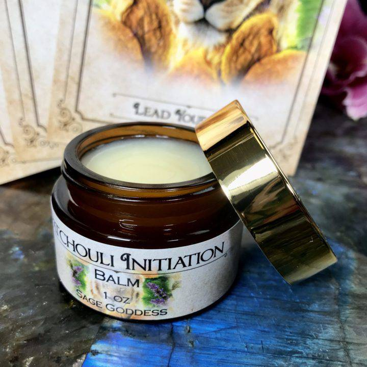 New Moon Enchanted Plant Wisdom: Tobacco and Patchouli Set