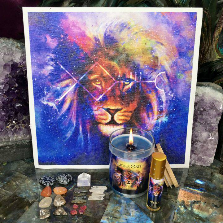 Lions Gate Ritual Set