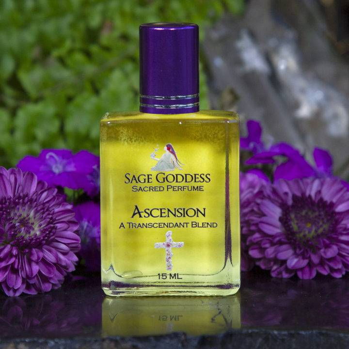 Staurolite and Ascension Perfume Duo