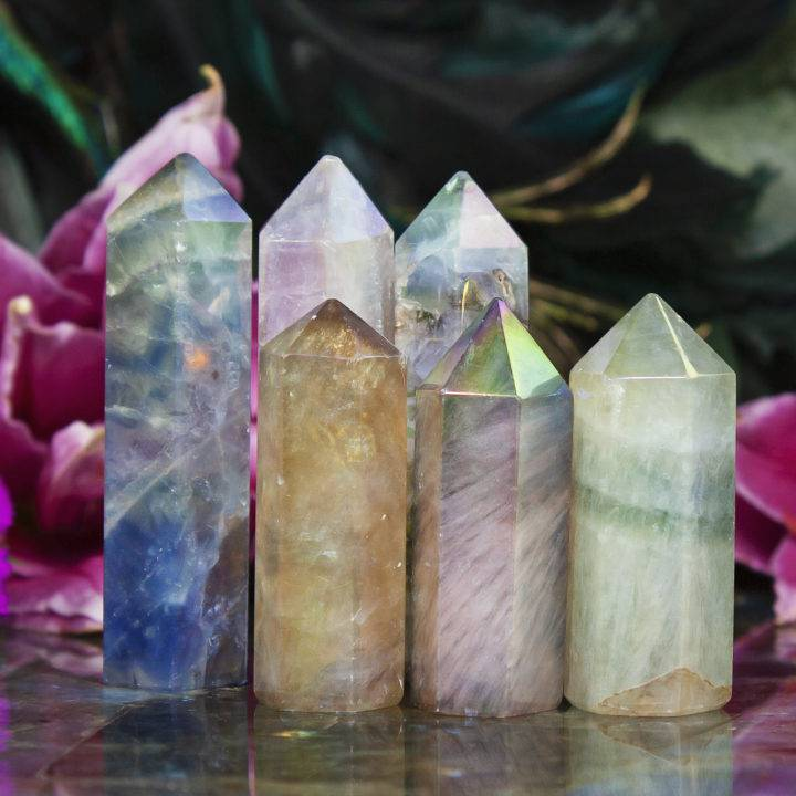 Angel Aura Fluorite Generators
