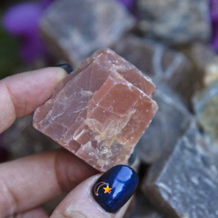 Natural Moonstone