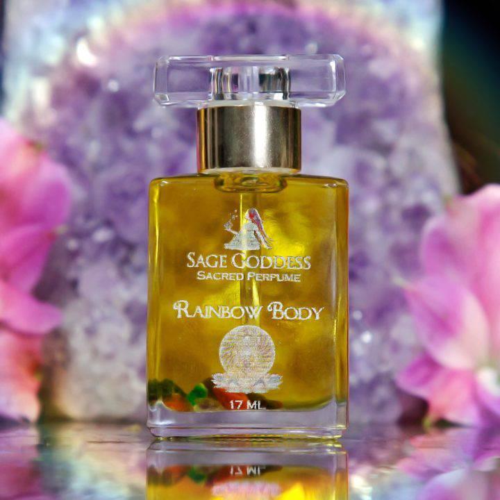 Rainbow Body Perfume
