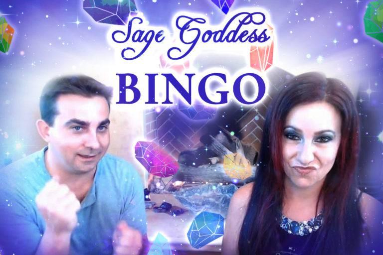 How to Participate in Sage Goddess Bingo