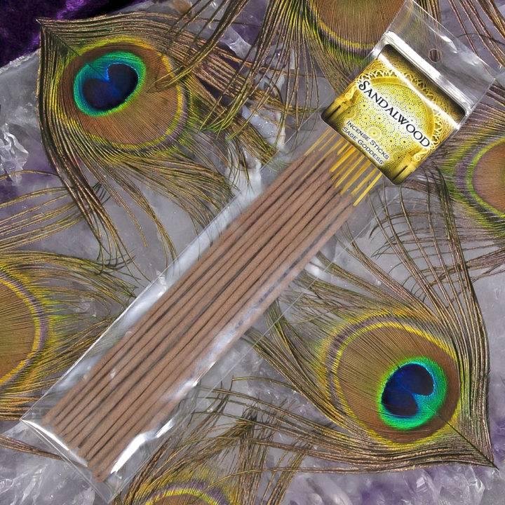 Sacred Sandalwood Incense Sticks