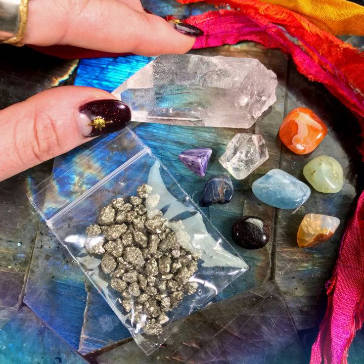 Soul Shift and Crystal Masters Wand Crafting Set
