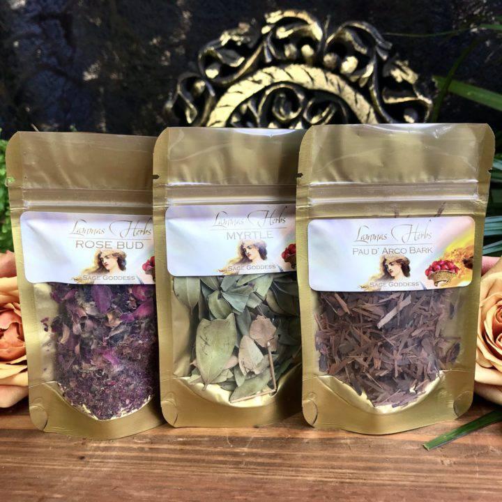 Triple Goddess First Harvest Lammas Kit