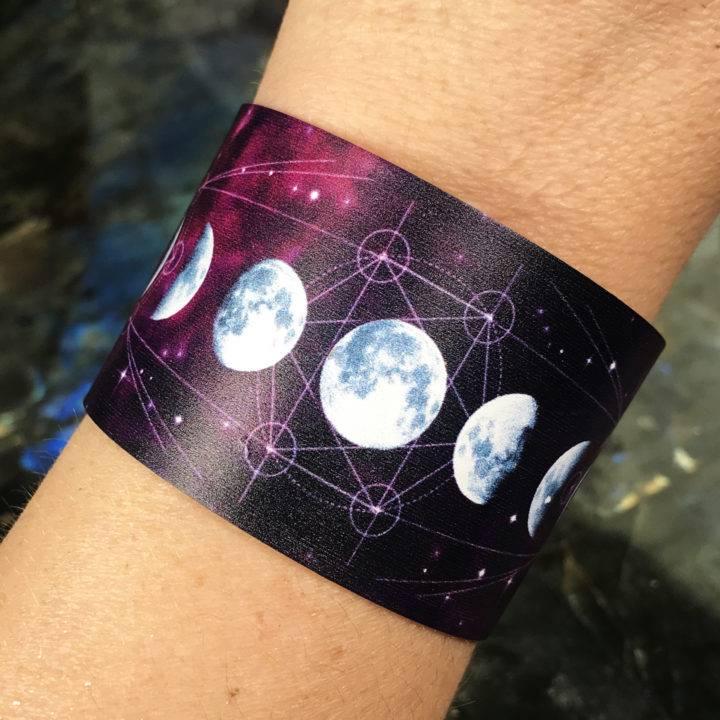 Triple Moon Perfume with Free Moon Phase Cuff