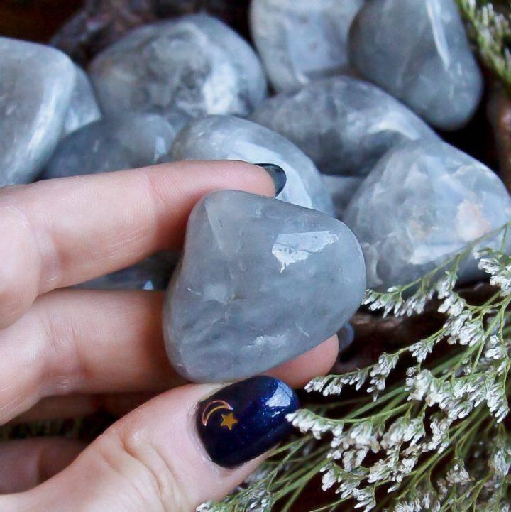 Tumbled Eclipse Stone