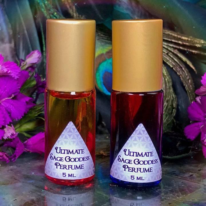 Ultimate Sage Goddess Perfume