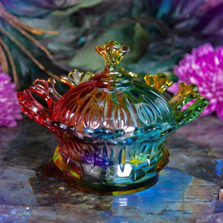 Athenas Limited Edition Gemstone Candy Dishes