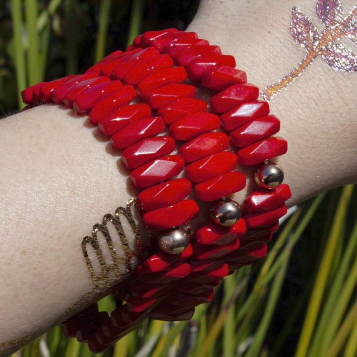 Bamboo Coral Protection Bracelets