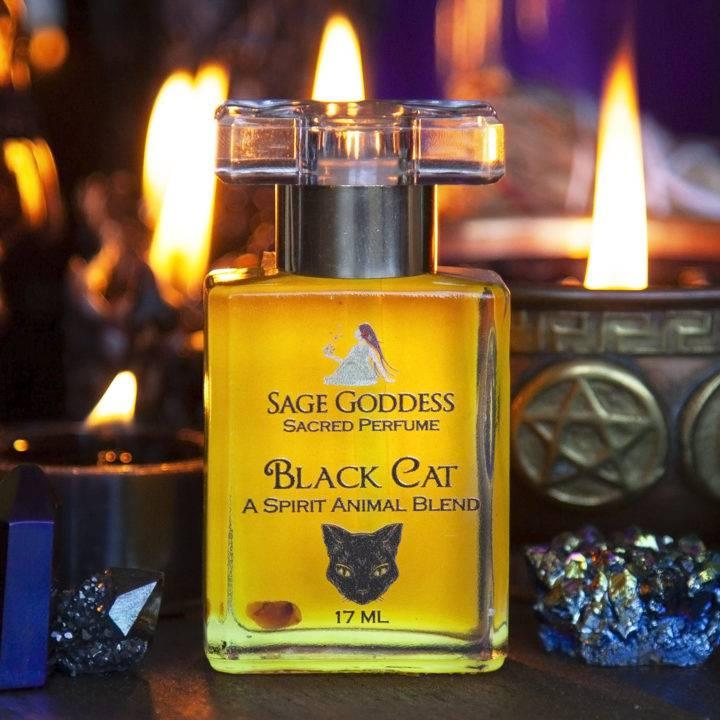 Black Cat Perfume