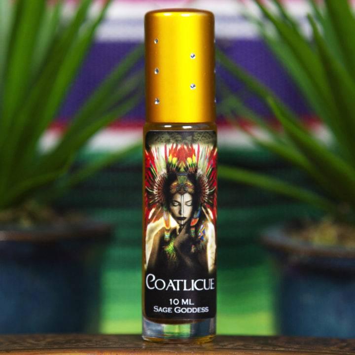 Coatlicue Embodiment Perfume
