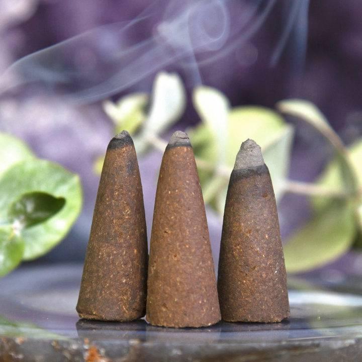 Frankincense Incense Cones