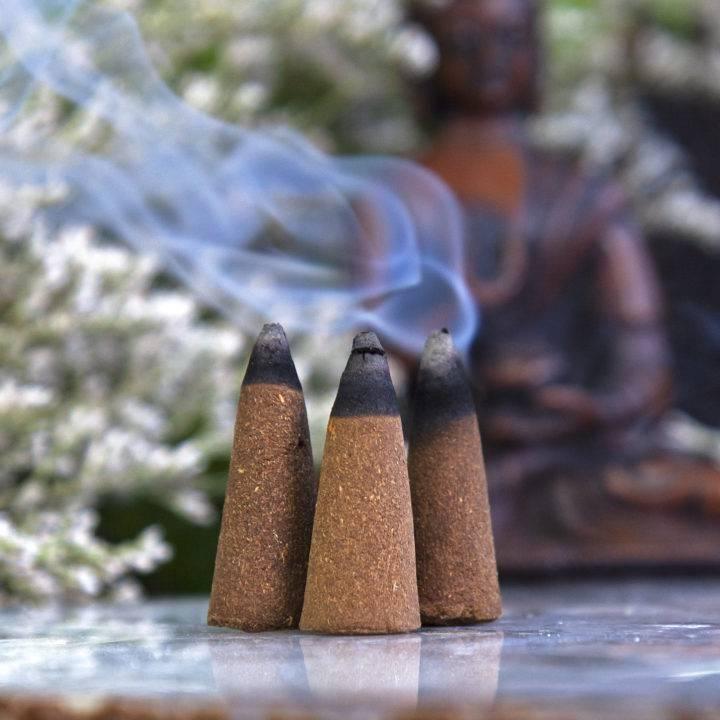 Myrrh Incense Cones