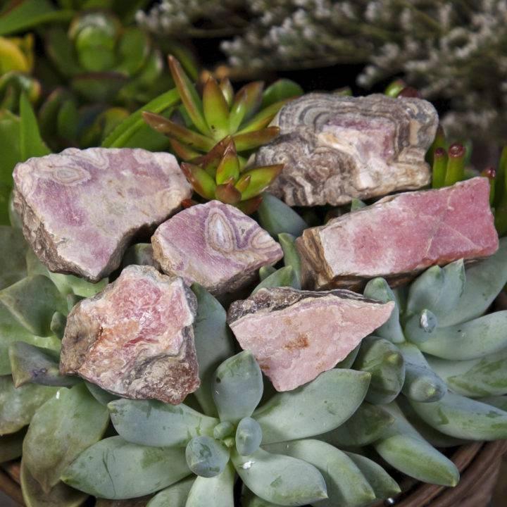 Natural Brown Rhodochrosite