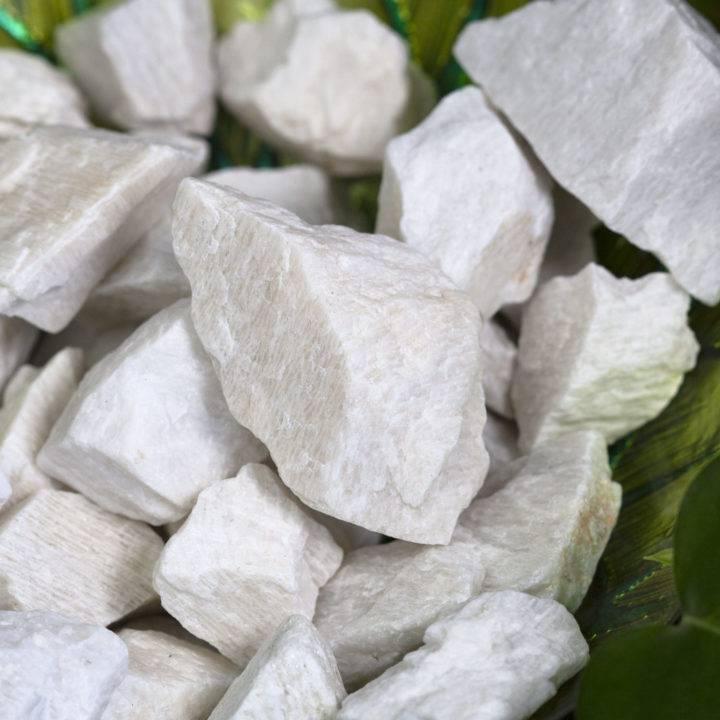 Natural White Moonstone
