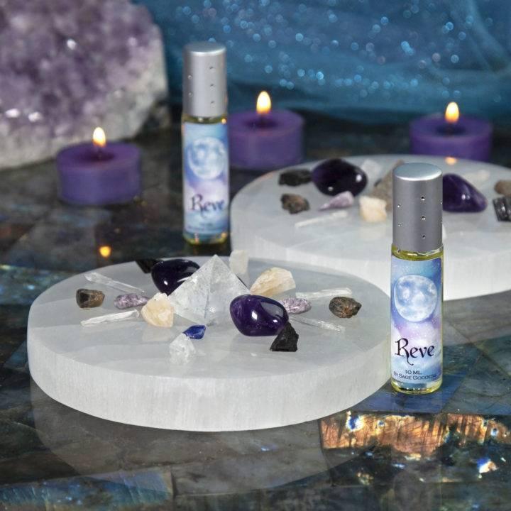 Peaceful Sleep Grid with Reve Perfume