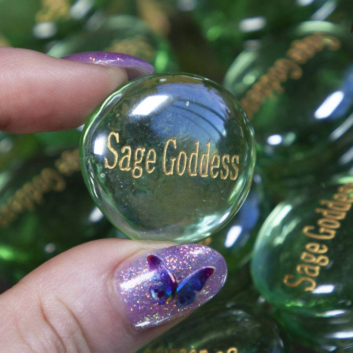 Sage Goddess Mini BeeBops