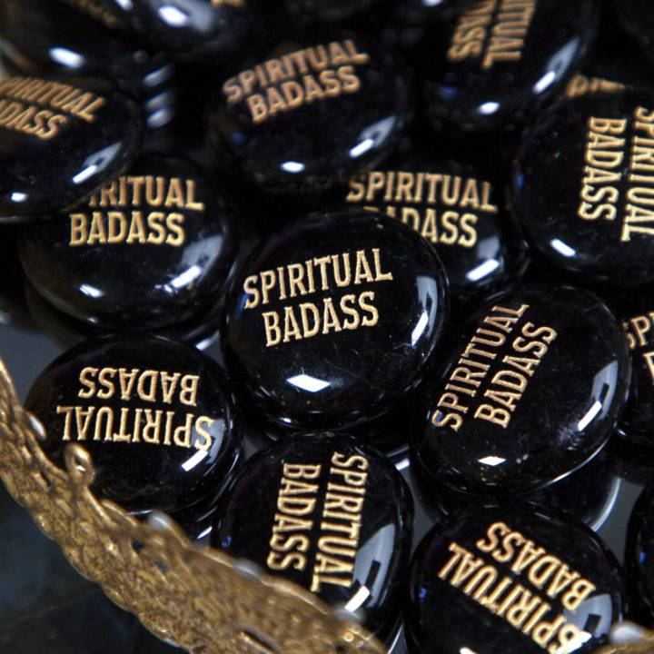 Spiritual Badass Mini BeeBops