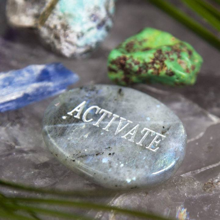 Activate Balance Gemstone Set
