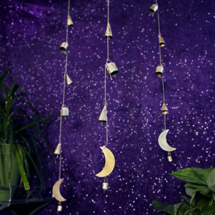 Bells and Moon Chimes