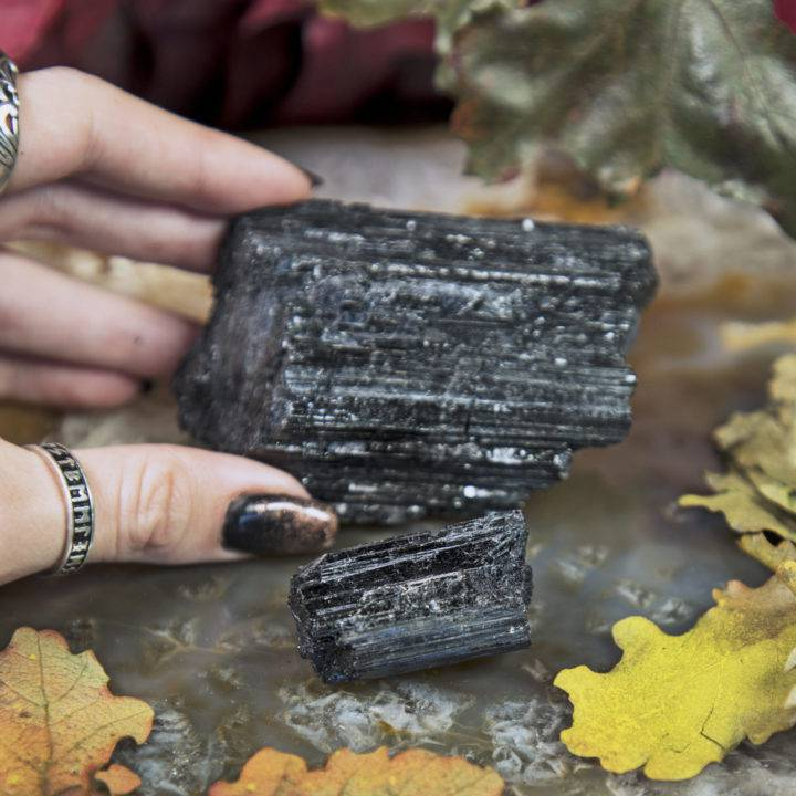 Black Tourmaline Ultimate Protection Logs