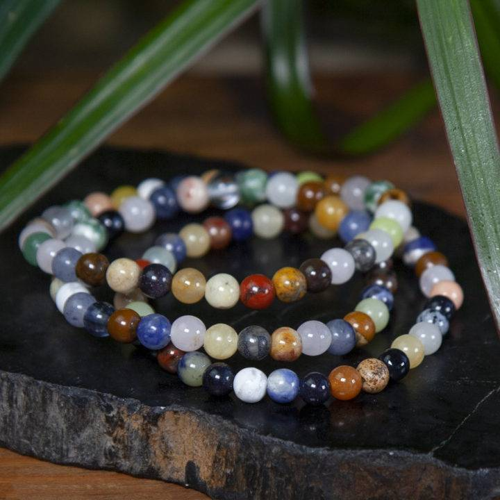 Chakra Alignment Gemstone Bracelets