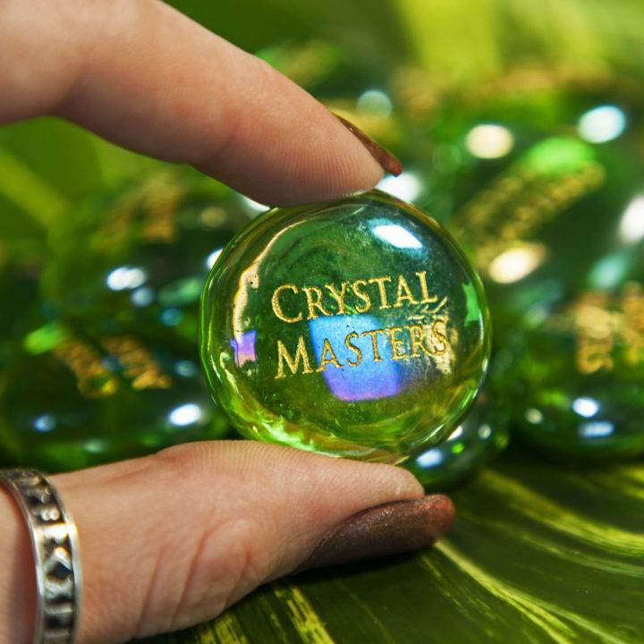 Crystal Masters Mini BeeBops