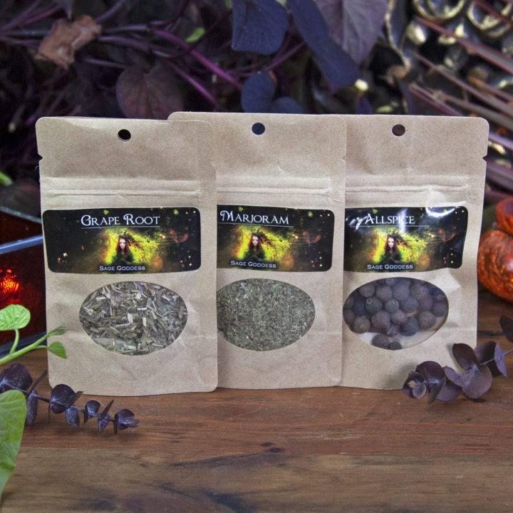 Dark Harvest Full Moon Set