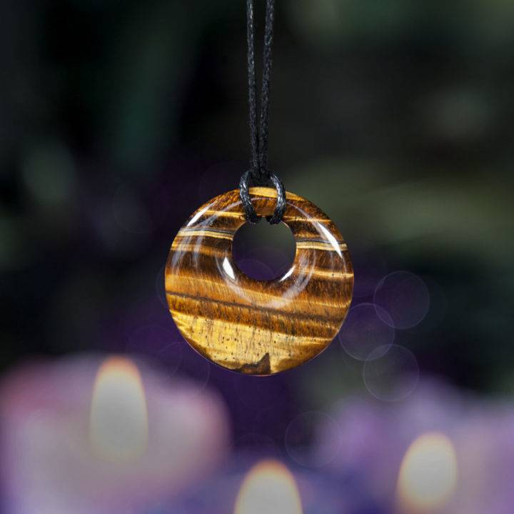 Intention Talisman Gemstone Pendants