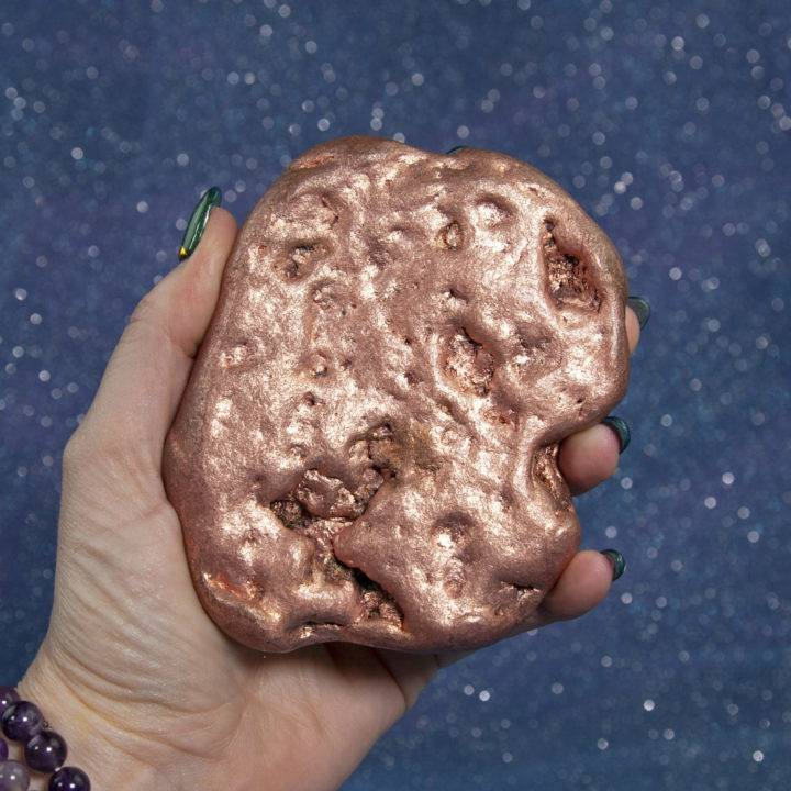 Jumbo Copper Nugget