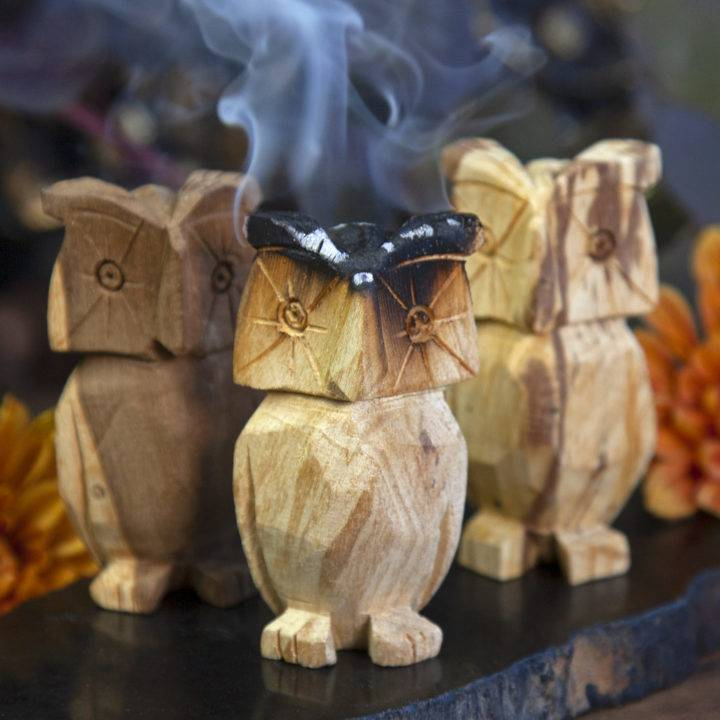 Palo Santo Owls