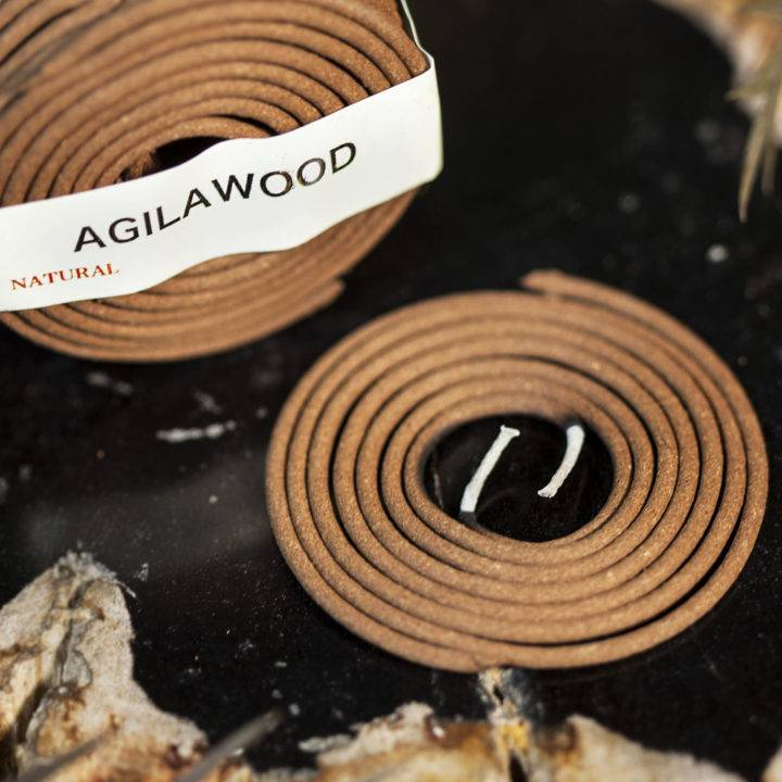 Oud Coil Incense