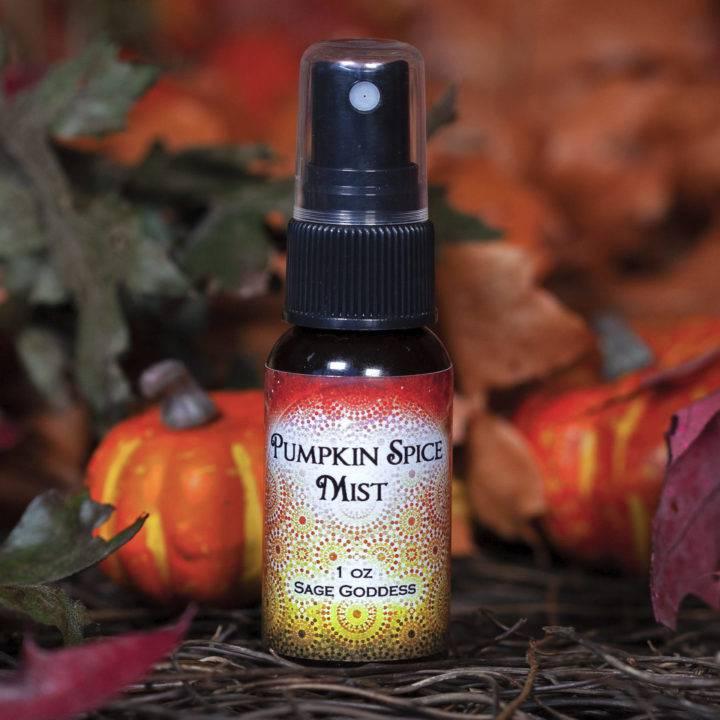 Pumpkin Spice Mist
