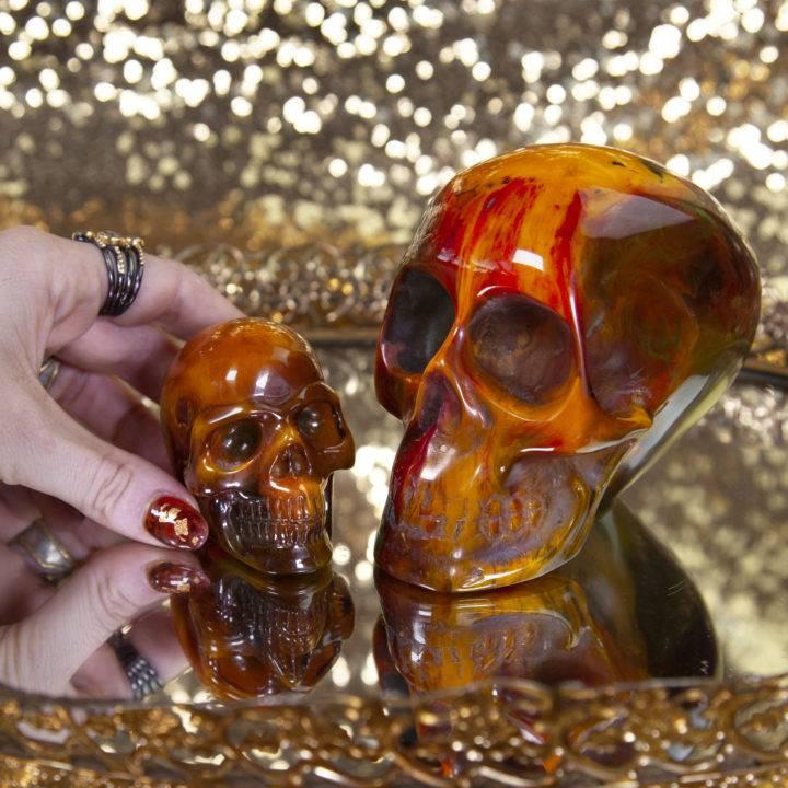 Samhain Skulls