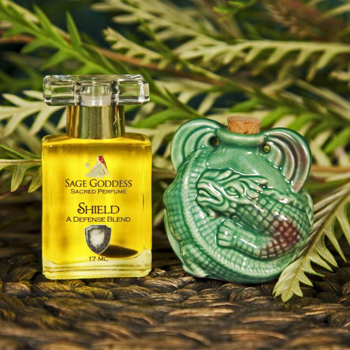Shield Perfume with Free Dragon Protection Bottle