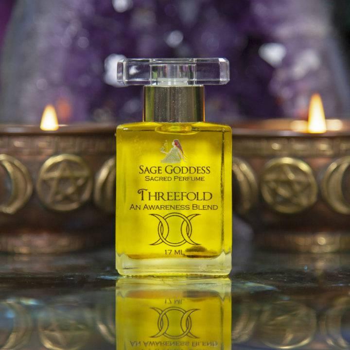 Threefold Perfume
