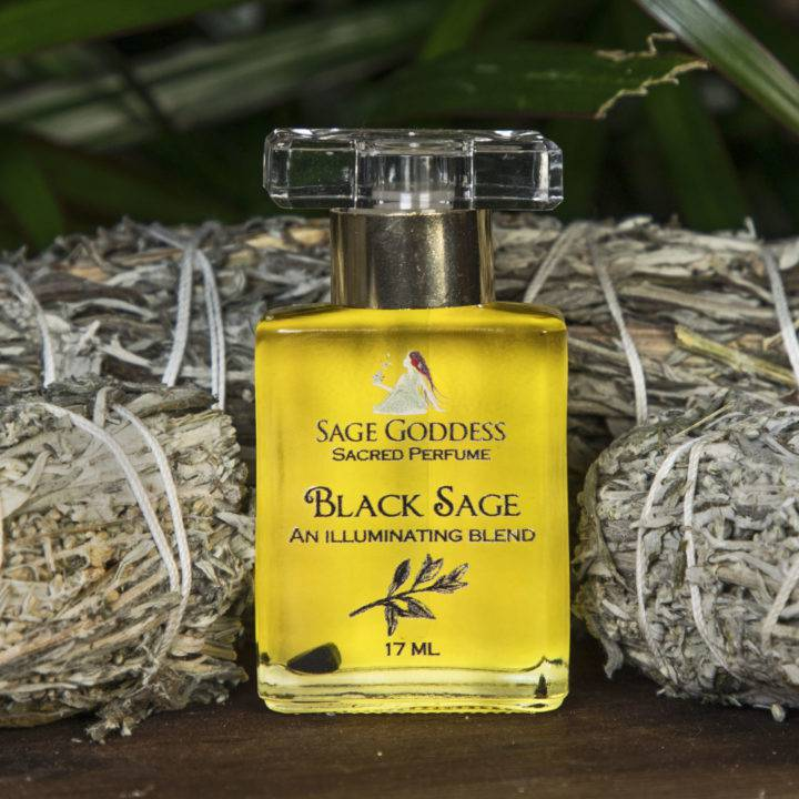 Black Sage Cologne