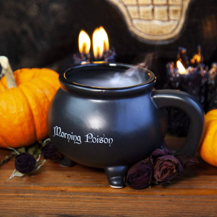 Cauldron Mugs