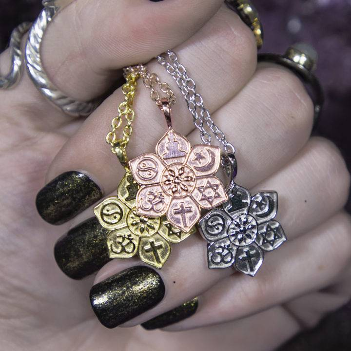 Coexist In Harmony Necklaces