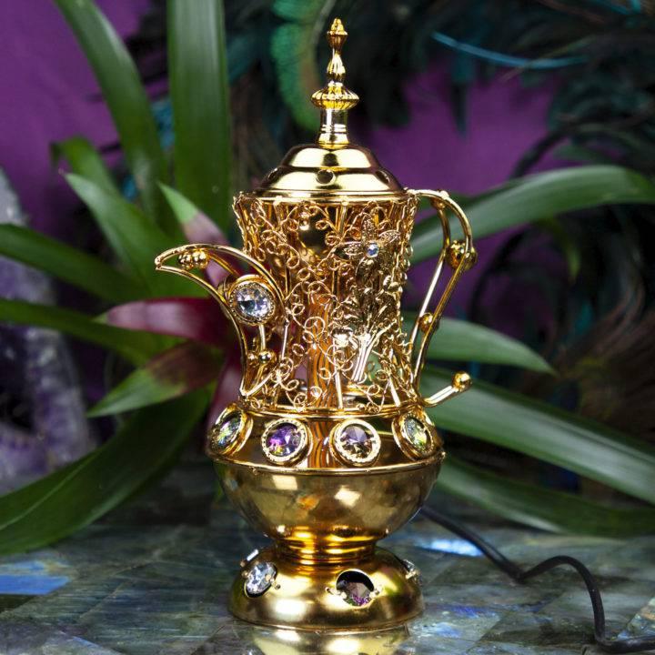 Electric Lamp Oud Incense Burners