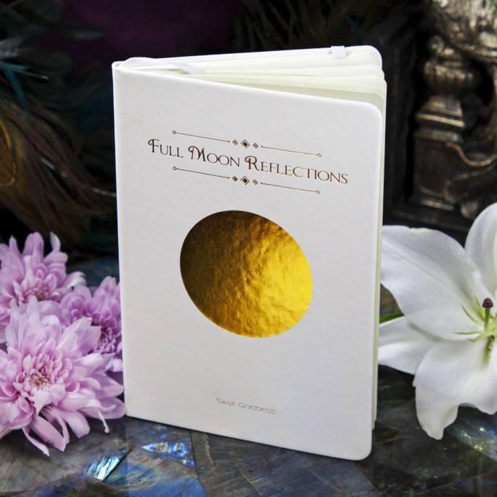 Full Moon Manifestation Journals
