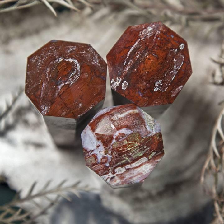Infinite Ancient Wisdom Petrified Wood Generators