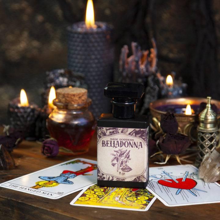 Limited Edition Nightshade Accord Collection Belladonna Perfume