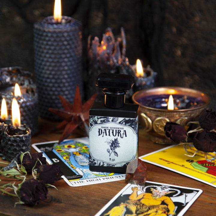 Limited Edition Nightshade Accord Collection Datura Perfume