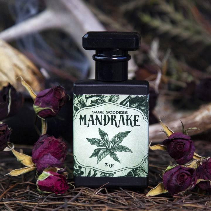 Limited Edition Nightshade Accord Collection Mandrake Perfume