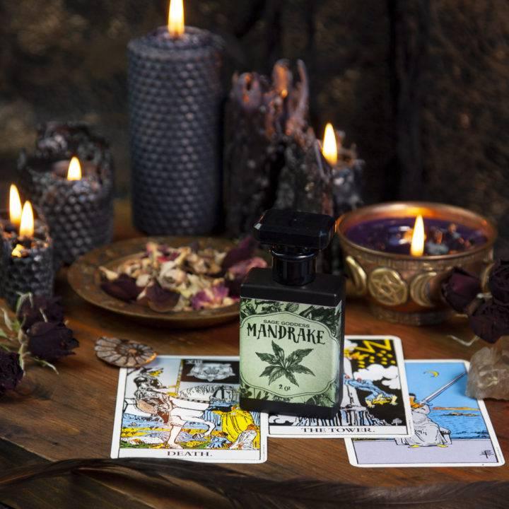 Limited Edition Nightshade Accord Collection: Mandrake Perfume